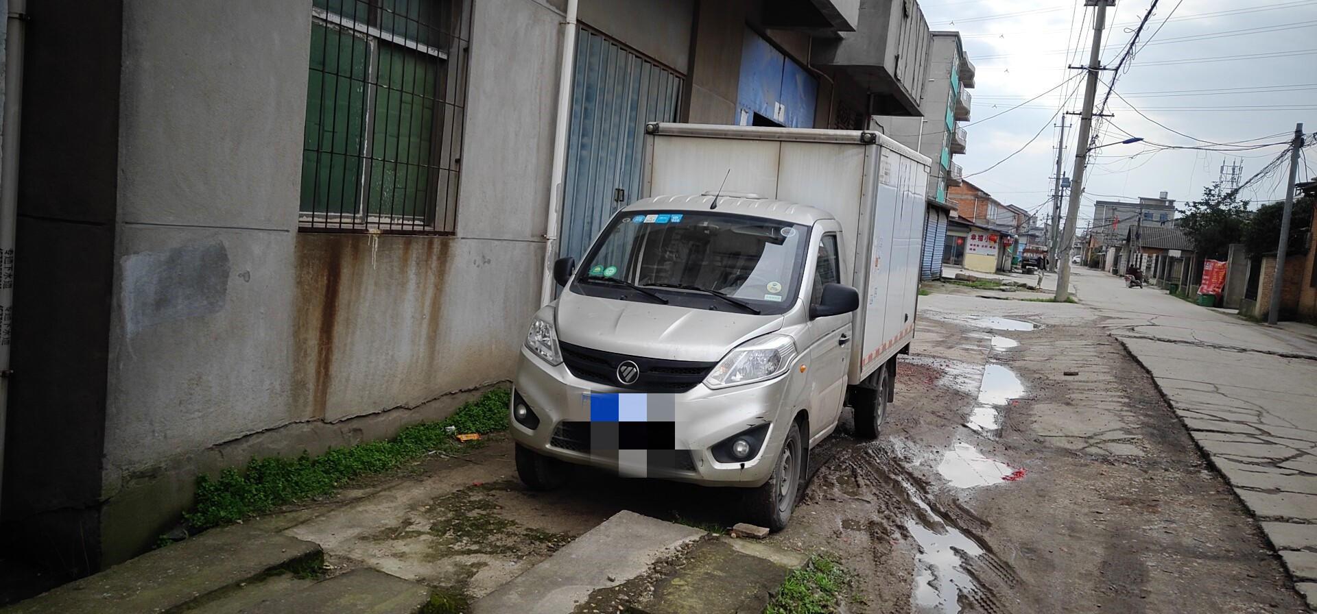 福田奧鈴奧鈴CTX 載貨車  88匹 2016年11月 4x2