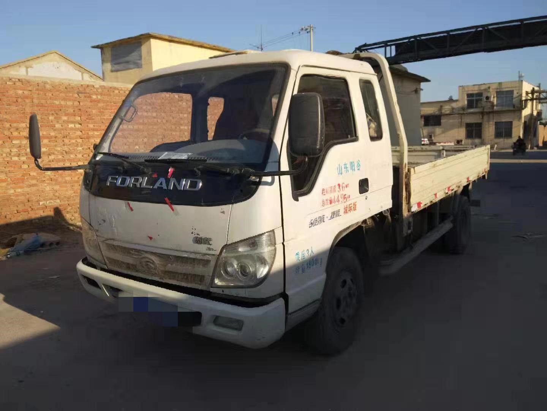北汽福田其他車系 載貨車  95匹 2010年12月 4x2