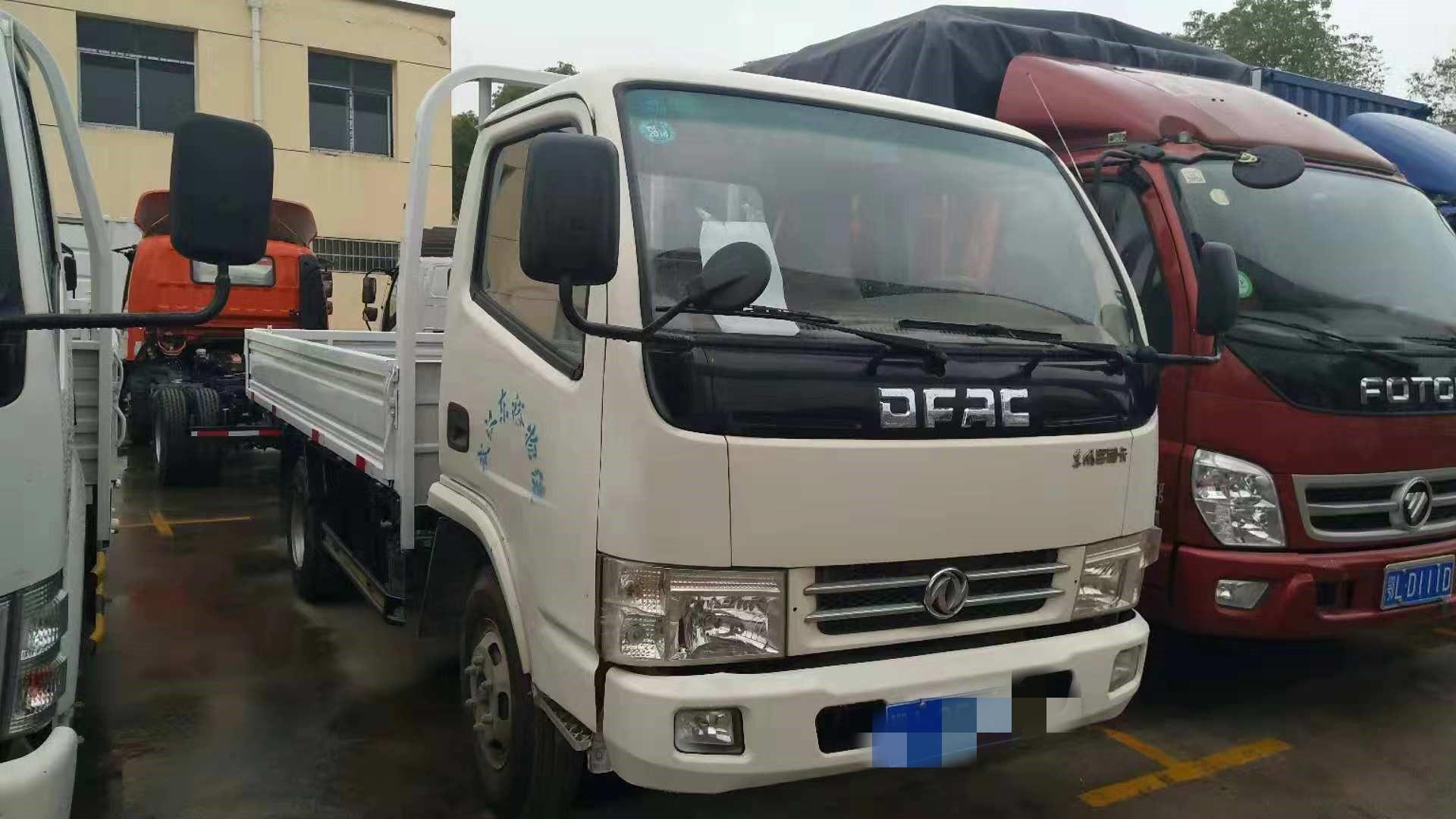 東風多利卡多利卡D5 載貨車  90匹 2012年06月 4x2
