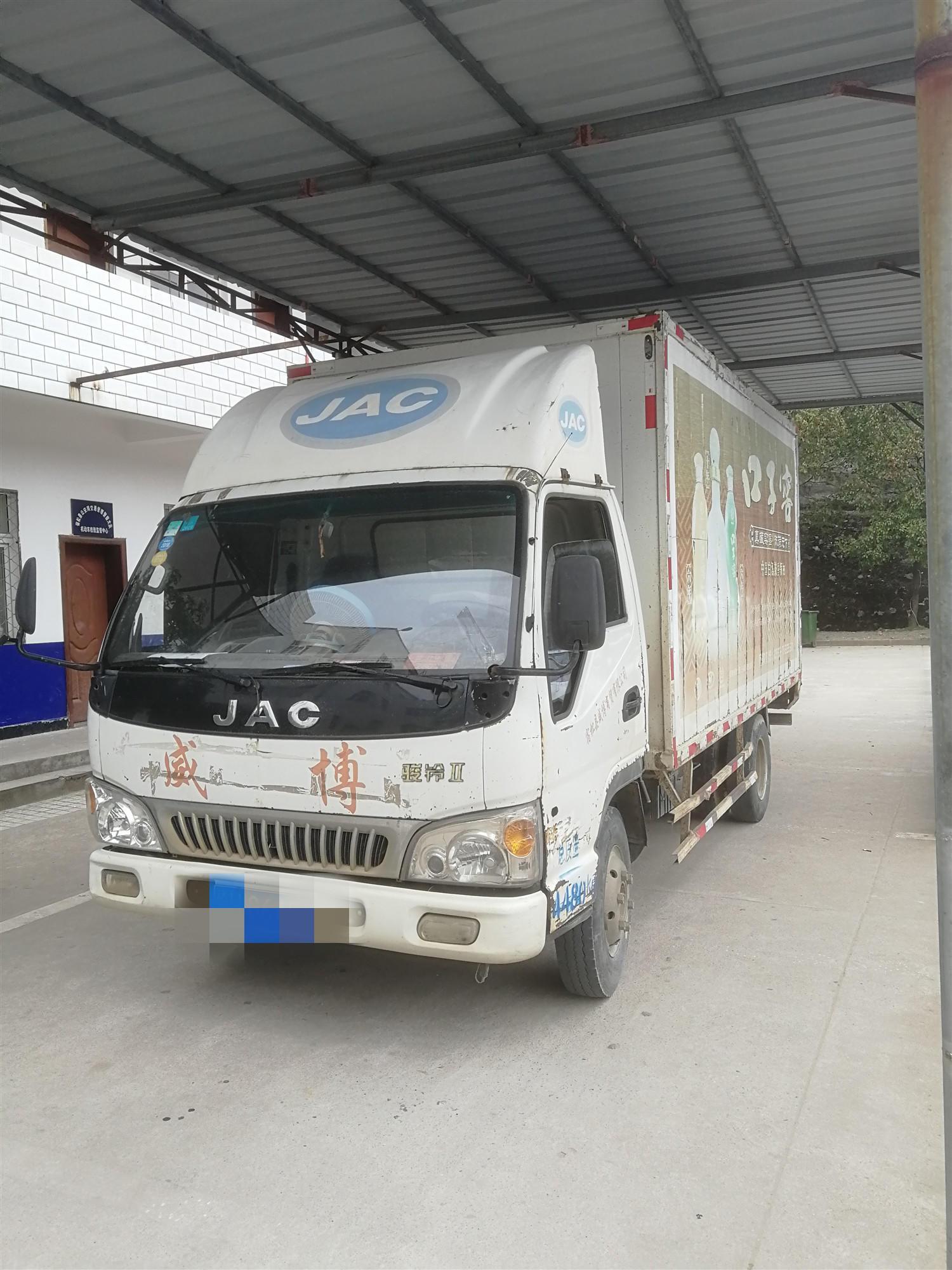 江淮駿鈴駿鈴E5 載貨車  108匹 2010年03月 4x2