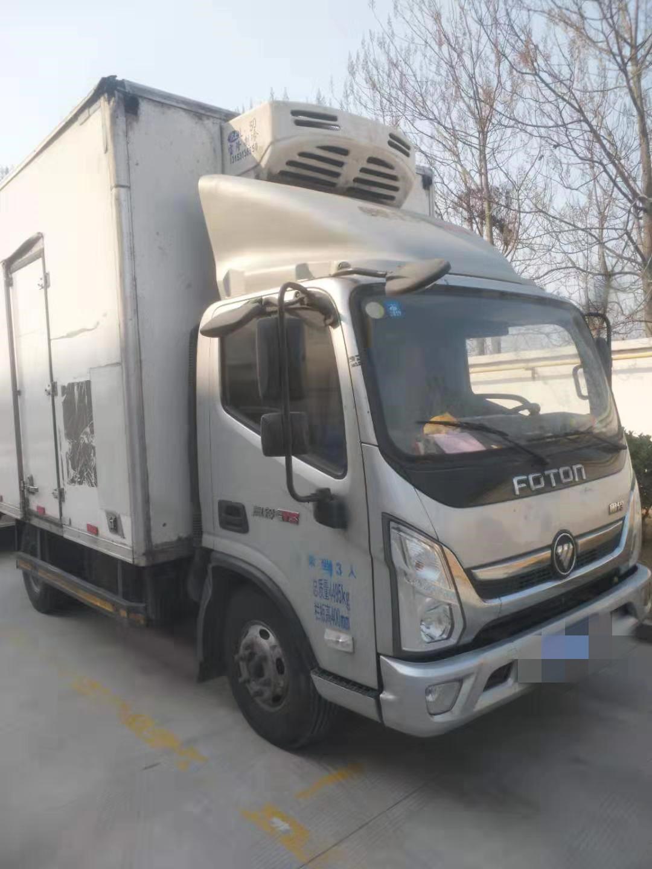 福田歐曼其他車系 載貨車  142匹 2017年06月 4x2
