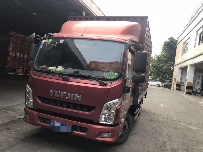 上汽躍進開拓X300 載貨車  120匹 2018年05月 4x2