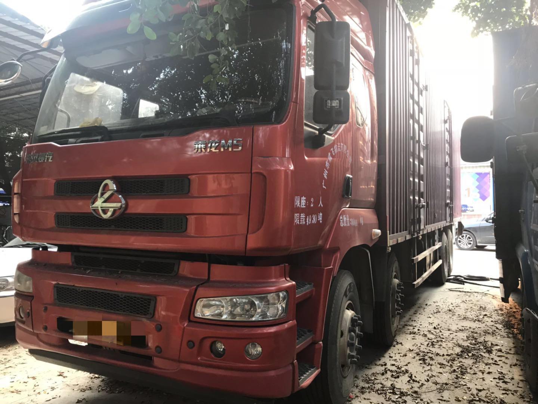 東風乘龍 載貨車  336匹 2016年06月 4x2