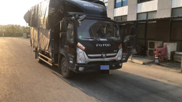 福田歐曼其他車系 載貨車  129匹 2018年12月 4x2