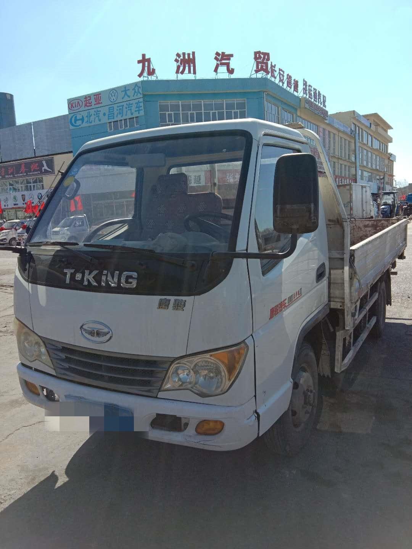 唐駿汽車 載貨車  120匹 2014年09月 4x2