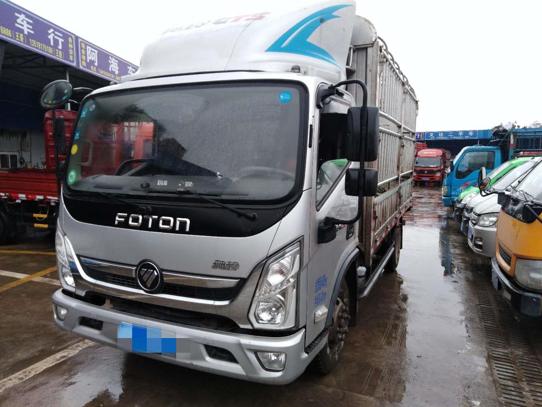 福田歐曼其他車系 載貨車  143匹 2017年09月 4x2