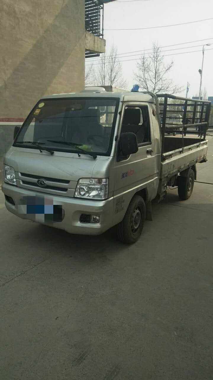 北汽福田其他車系 載貨車  62匹 2016年04月 4x2