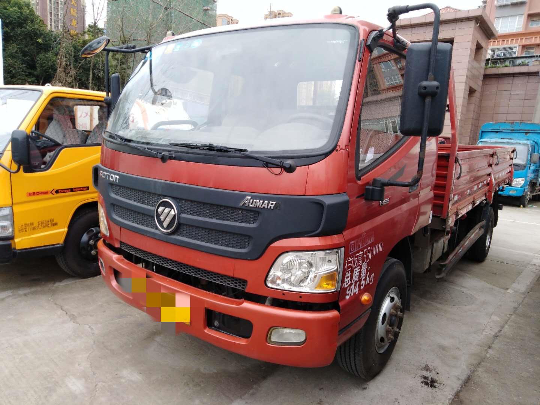 福田欧曼其他车系 载货车  154匹 2015年02月 4x2
