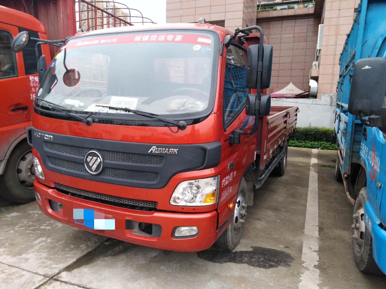 福田歐曼其他車系 載貨車  143匹 2017年03月 4x2