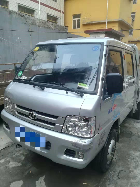 北汽福田其他车系 载货车  110匹 2017年01月 4x2