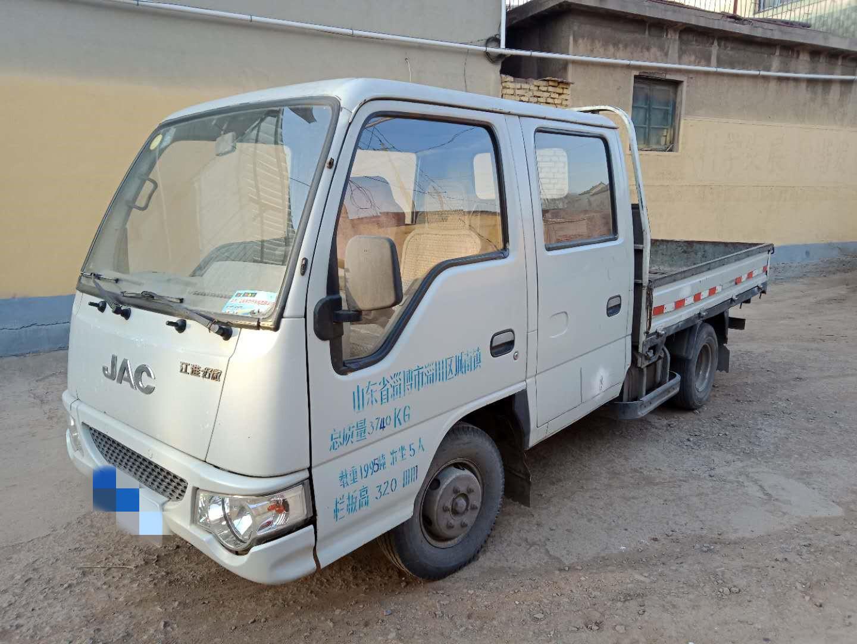 江淮其他車系 載貨車  140匹 2011年12月 4x2