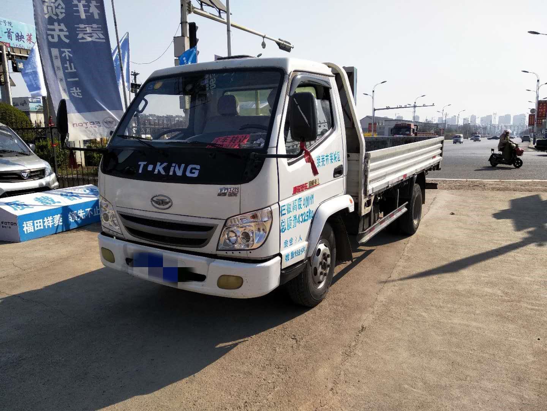 唐駿汽車唐駿K1 載貨車  95匹 2013年12月 4x2