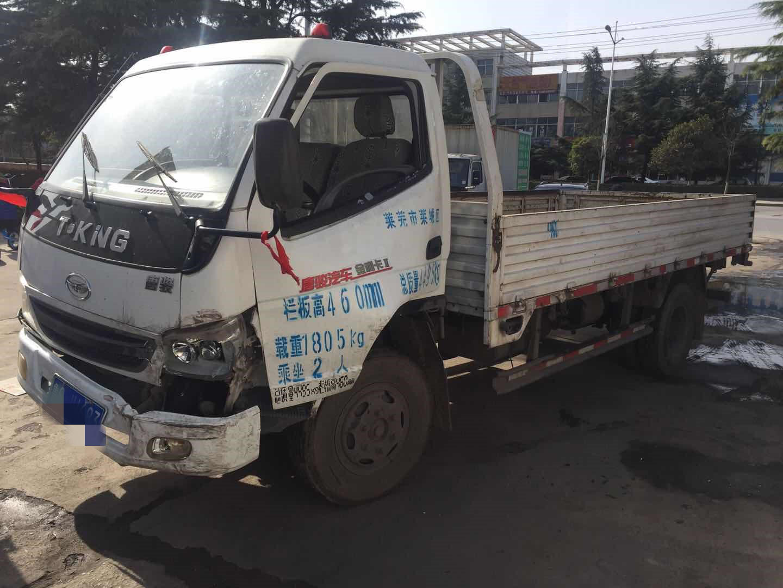 唐駿汽車唐駿K1 載貨車  123匹 2014年05月 4x2