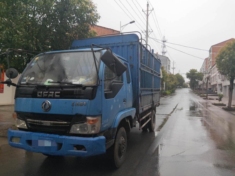东风其他车系 载货车  120匹 2009年12月 4x2