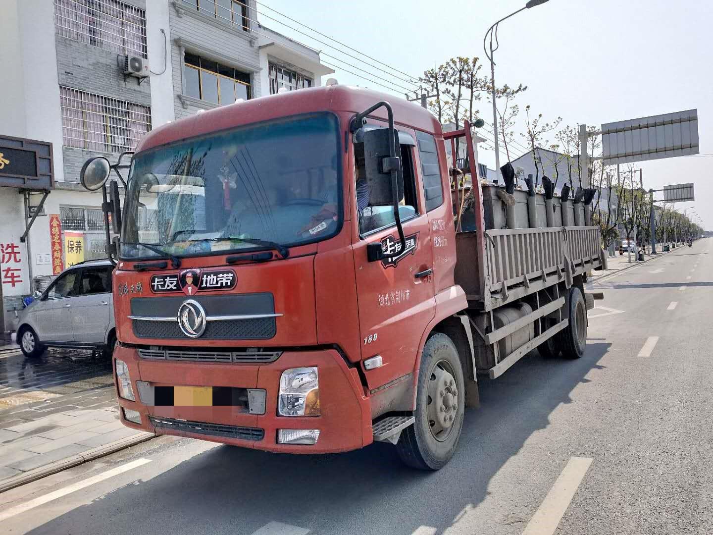 东风天锦 载货车  160匹 2015年05月 4x2