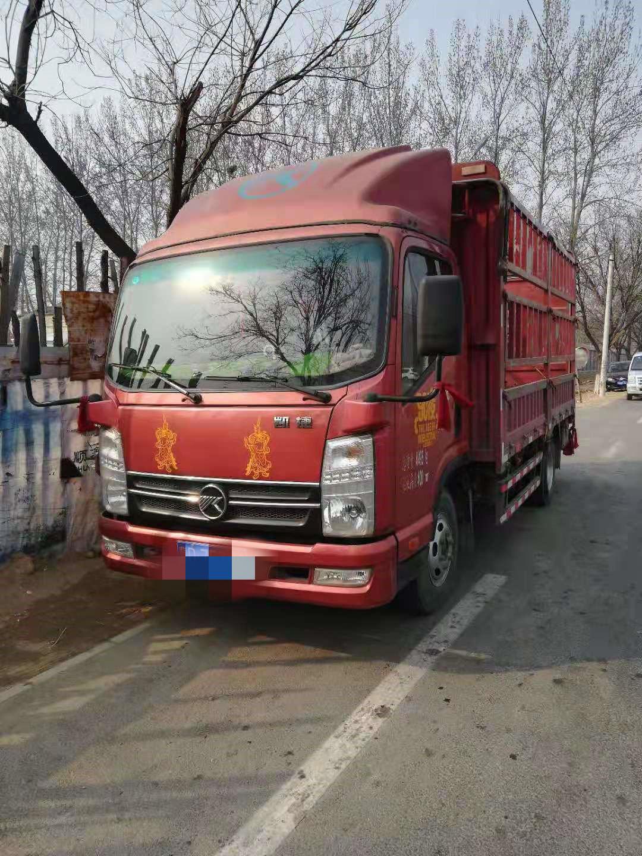 凯马凯捷 载货车  110匹 2016年10月 4x2