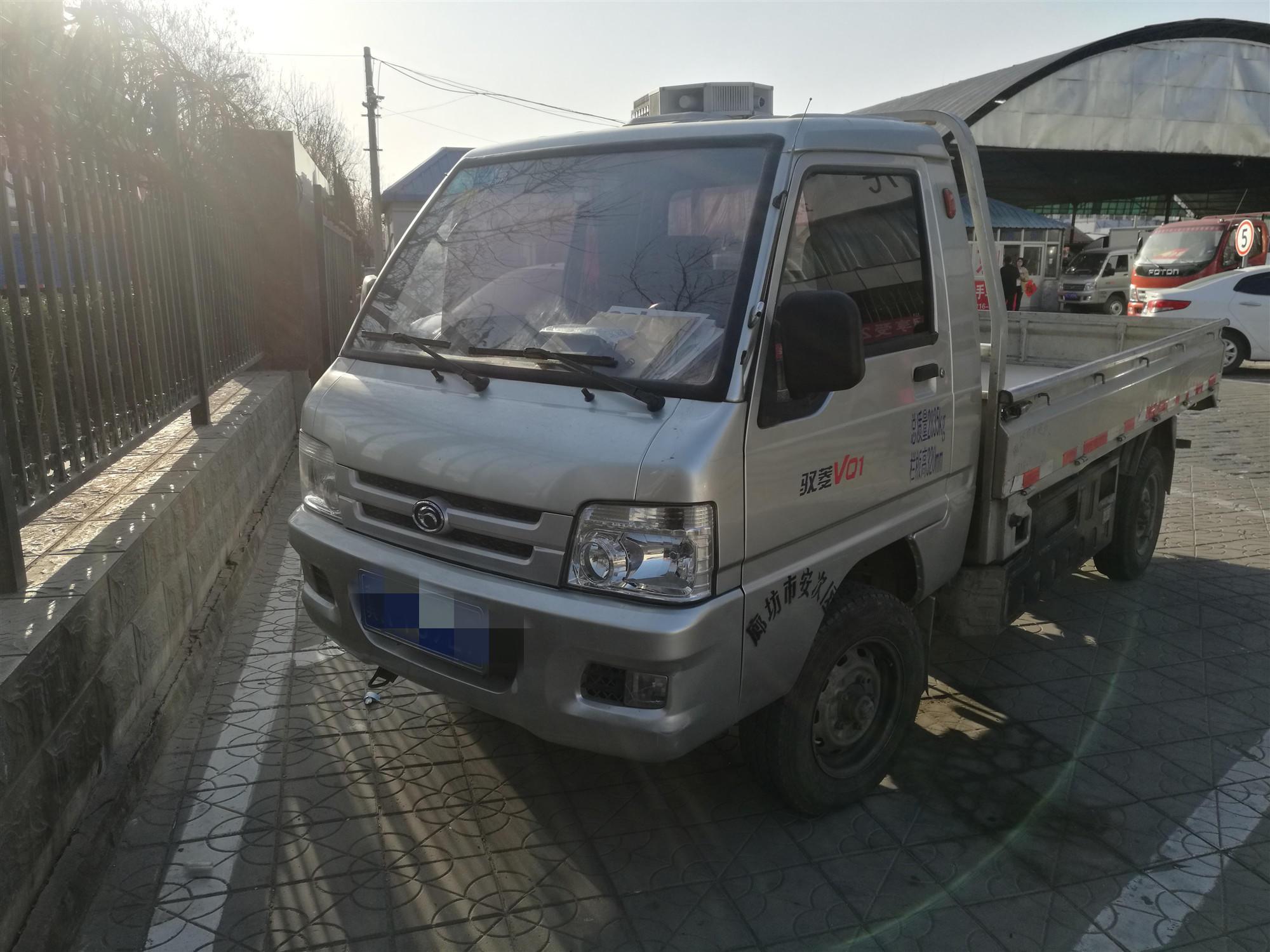 时代驭菱 载货车  70匹 2015年04月 4x2