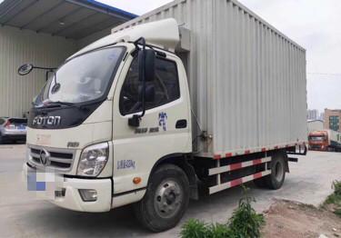 福田歐曼其他車系 載貨車  140匹 2018年05月 4x2