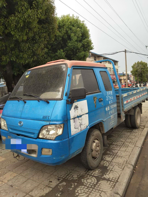 北汽福田瑞沃 載貨車  61匹 2010年12月 4x2