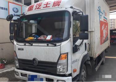 重汽王牌W1 载货车  125匹 2018年08月 4x2