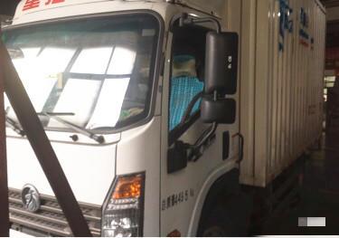 重汽王牌王牌7系 载货车  130匹 2018年05月 4x2