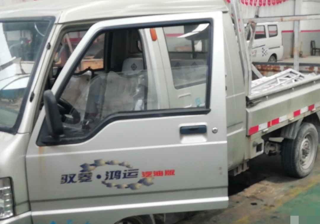 北汽福田其他車系 載貨車  117匹 2010年12月 4x2