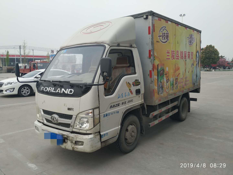 时代小卡之星 载货车  60匹 2011年04月 4x2