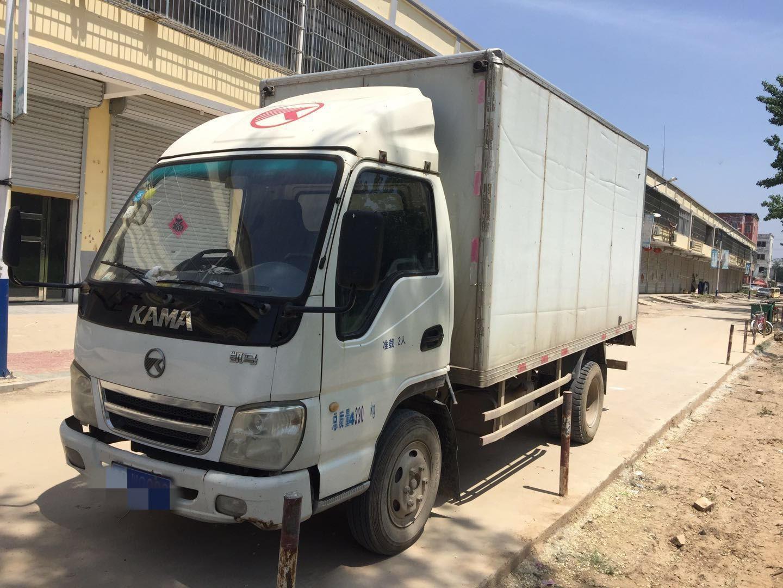 凯马福来卡 载货车  85匹 2013年08月 4x2