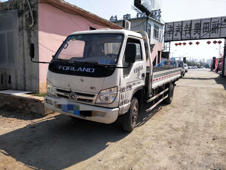 北汽福田其他车系 载货车  92匹 2009年10月 4x2