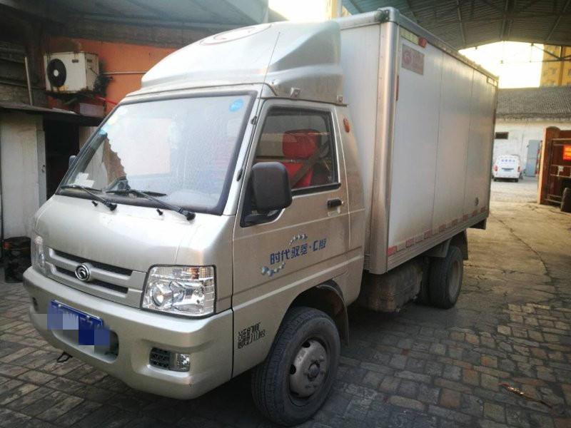 北汽福田其他車系 載貨車  120匹 2016年10月 4x2