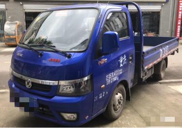 东风股份御风P16 载货车  110匹 2018年04月 4x2