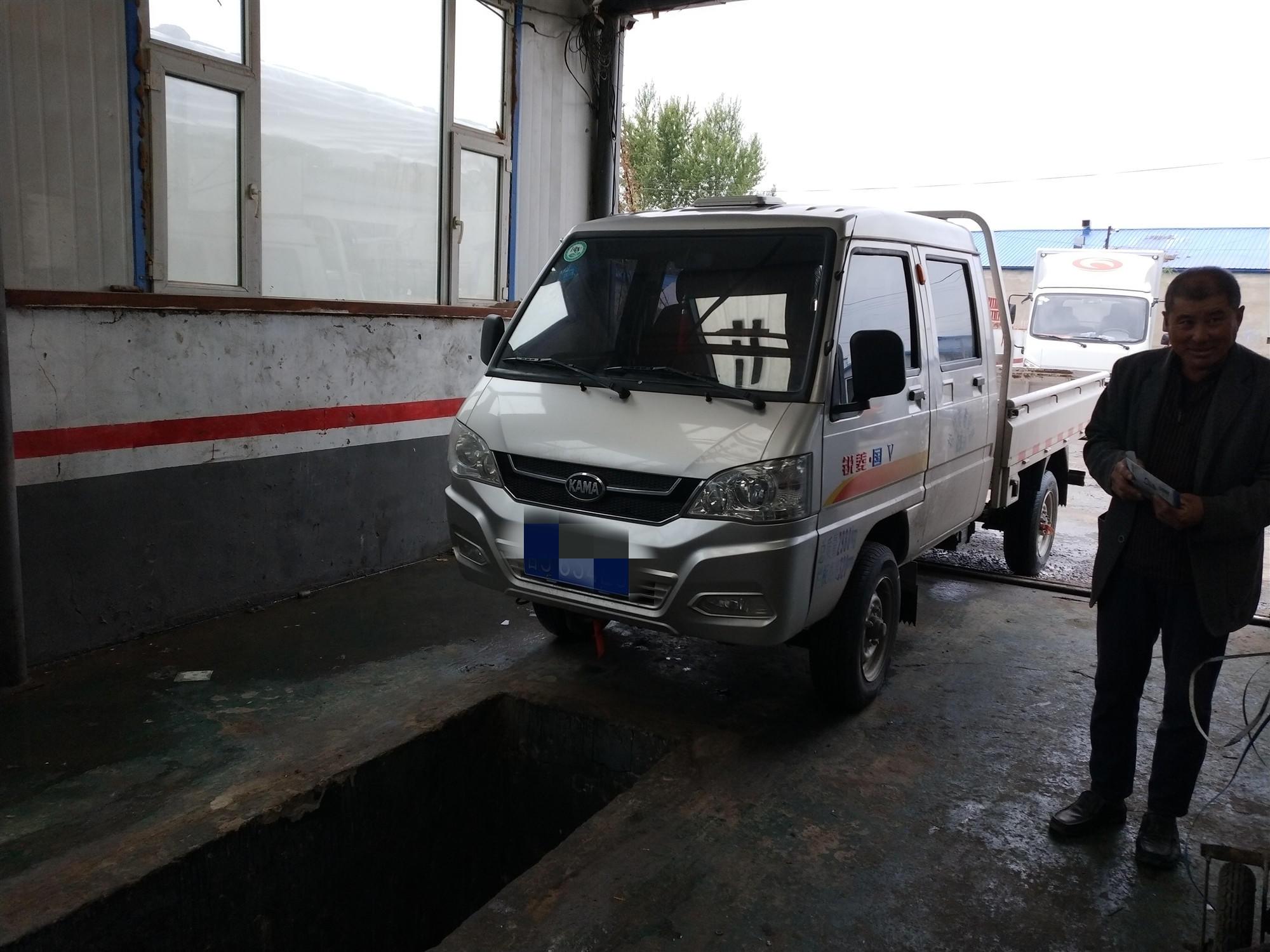 凯马凯捷 载货车  65匹 2017年05月 4x2