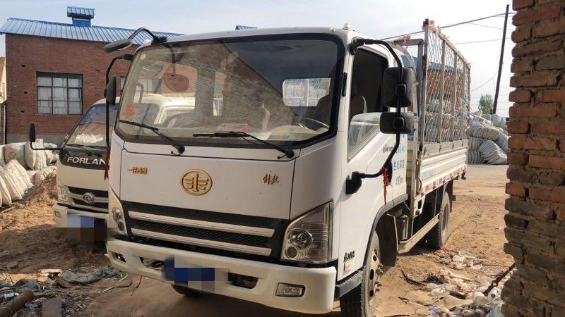 一汽解放其他車系 載貨車  60匹 2015年04月 4x2