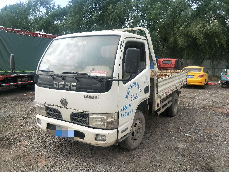 东风福瑞卡(全新)福瑞卡F11 载货车  65匹 2014年01月 4x2
