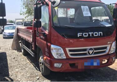 福田歐曼其他車系 載貨車  160匹 2019年05月 4x2