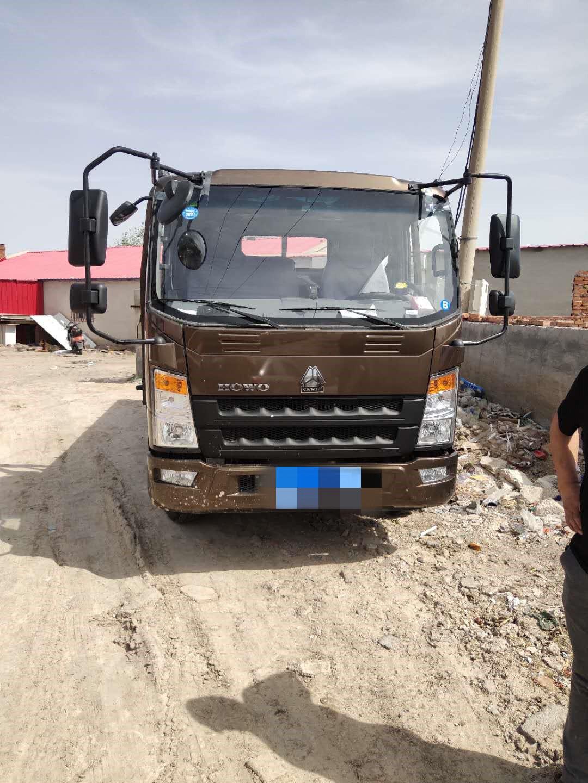 中國重汽HOWO 載貨車  150匹 2019年05月 6x2