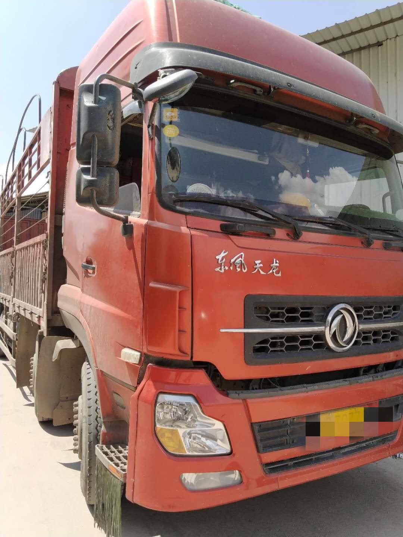 東風天龍 載貨車  290匹 2013年05月 8x4