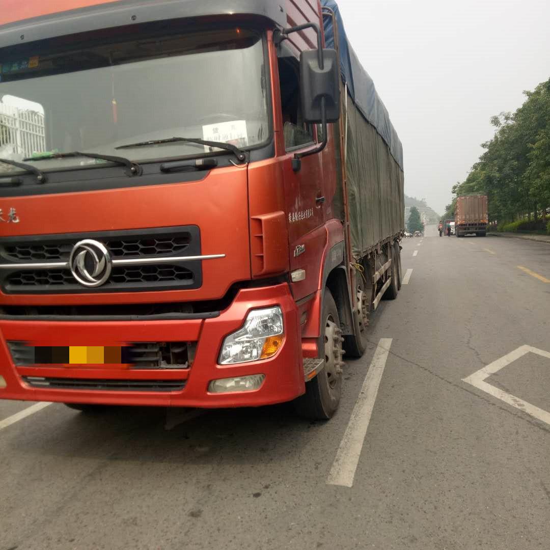 東風天龍 載貨車  350匹 2010年03月 8x4