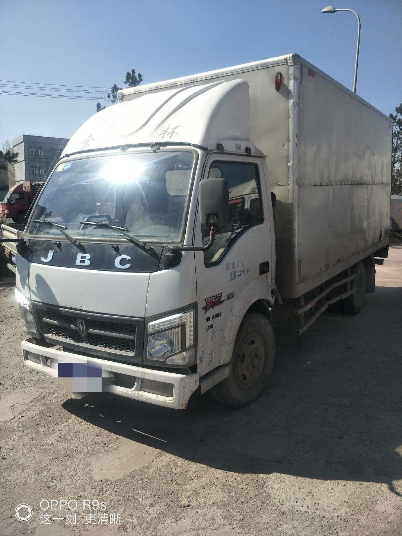 金杯骐运 载货车  61匹 2012年02月 4x2