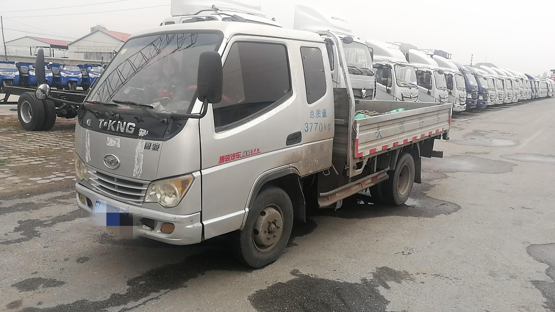 唐骏汽车唐骏K1 载货车  68匹 2012年09月 4x2