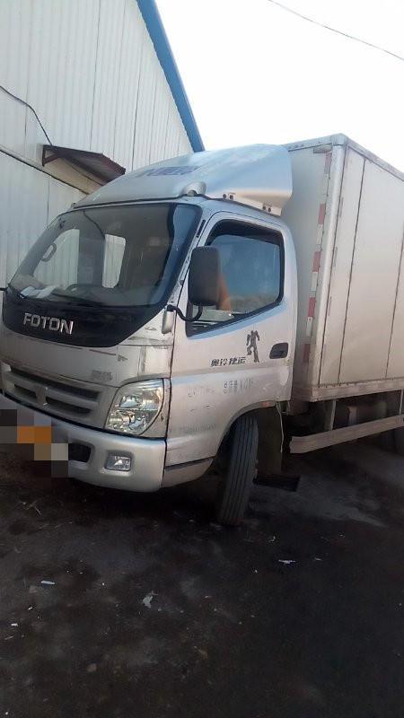 福田欧曼其他车系 载货车  81匹 2010年12月 4x2