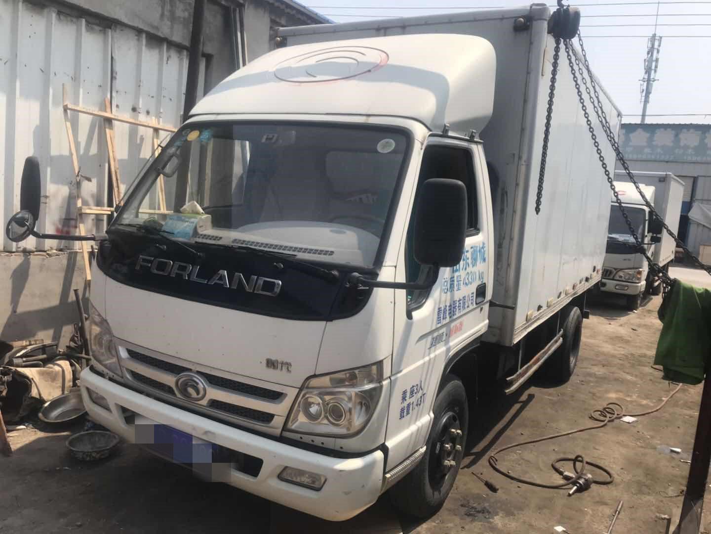 北汽福田其他车系 载货车  95匹 2012年11月 4x2