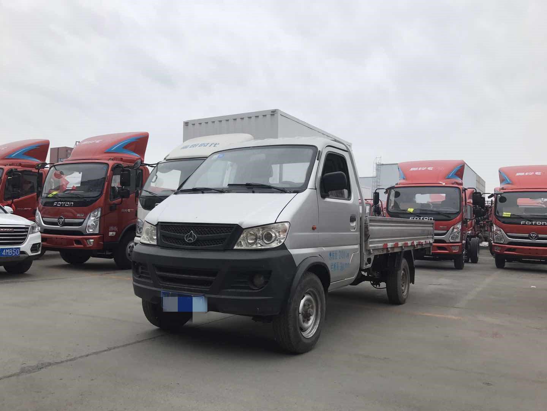 长安跨越新豹MINI 载货车  53匹 2013年01月 4x2