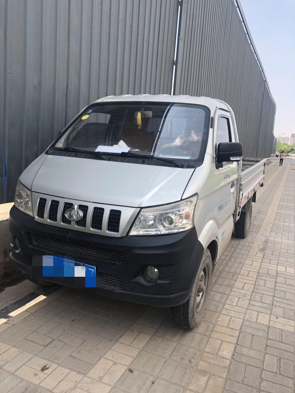 長安跨越跨越王X3 載貨車  87匹 2016年06月 4x2