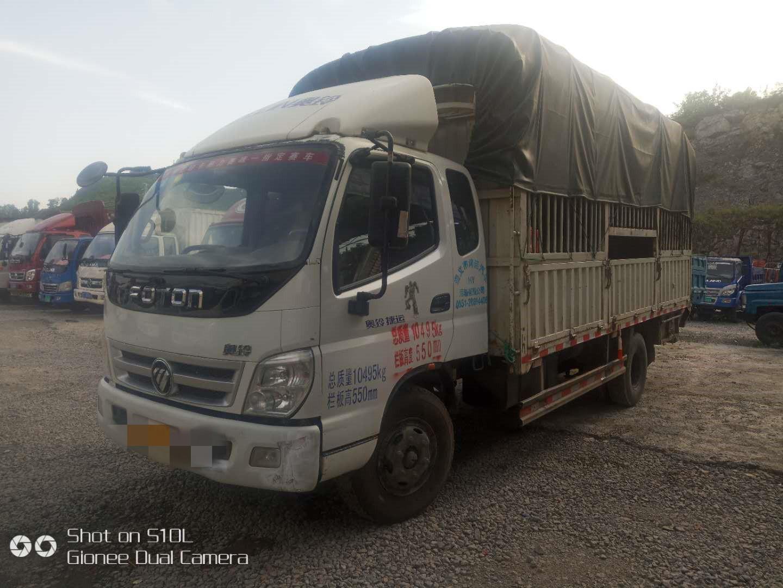 福田奧鈴奧鈴捷運 載貨車  137匹 2012年10月 4x2