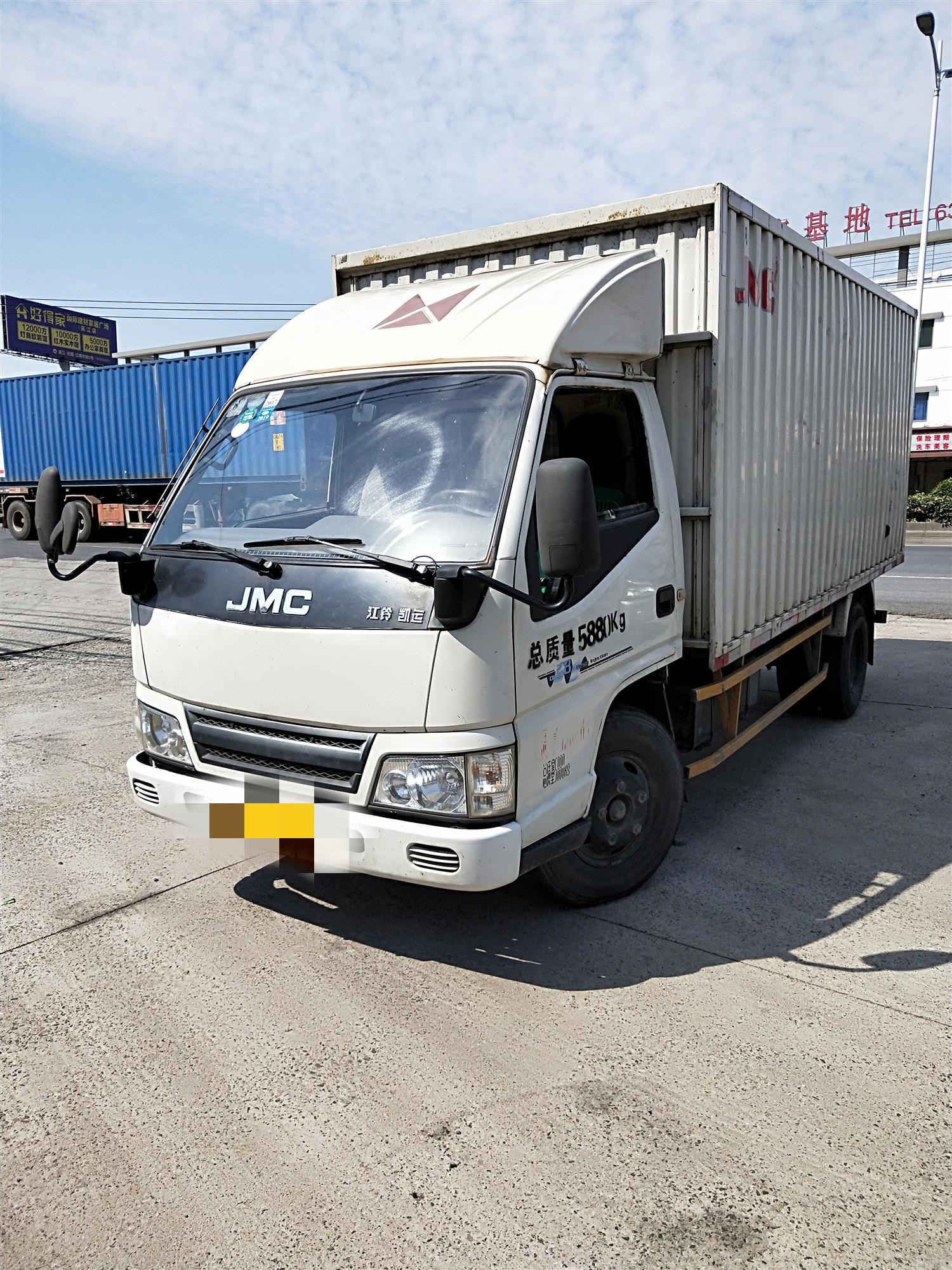 #其他品牌其他 載貨車  102匹 2012年10月 4x2