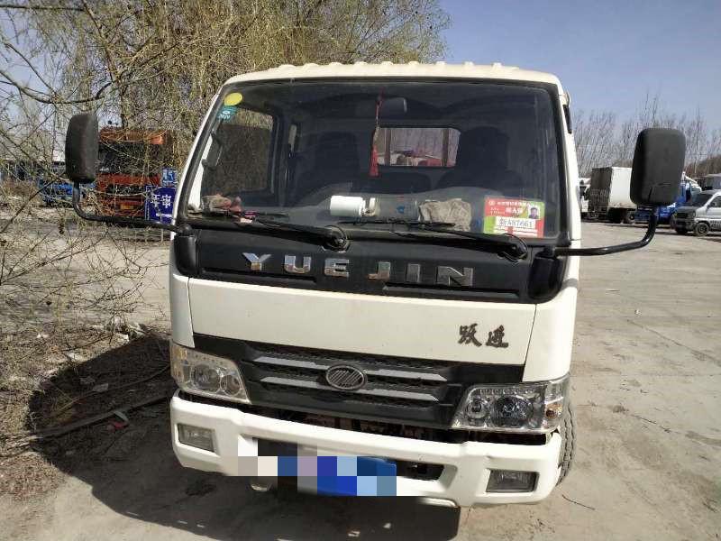 上汽跃进开拓X300 载货车  110匹 2014年03月 4x2