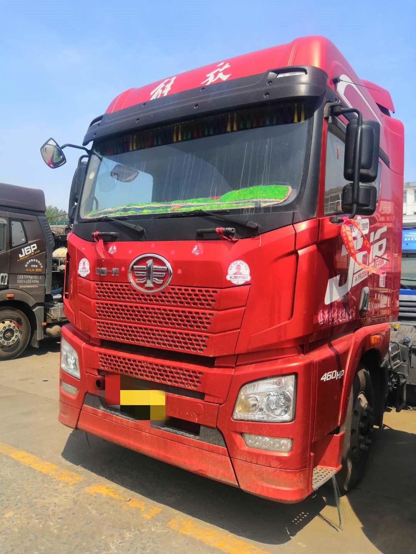 青島解放JH6重卡 質惠版 牽引車  460匹 2016年03月 6x4