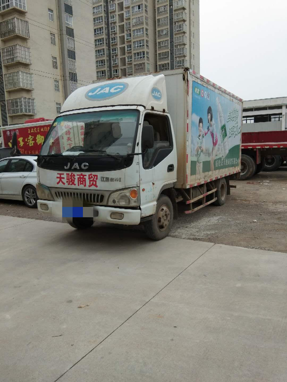 江淮駿鈴駿鈴E5 載貨車  109匹 2011年03月 4x2