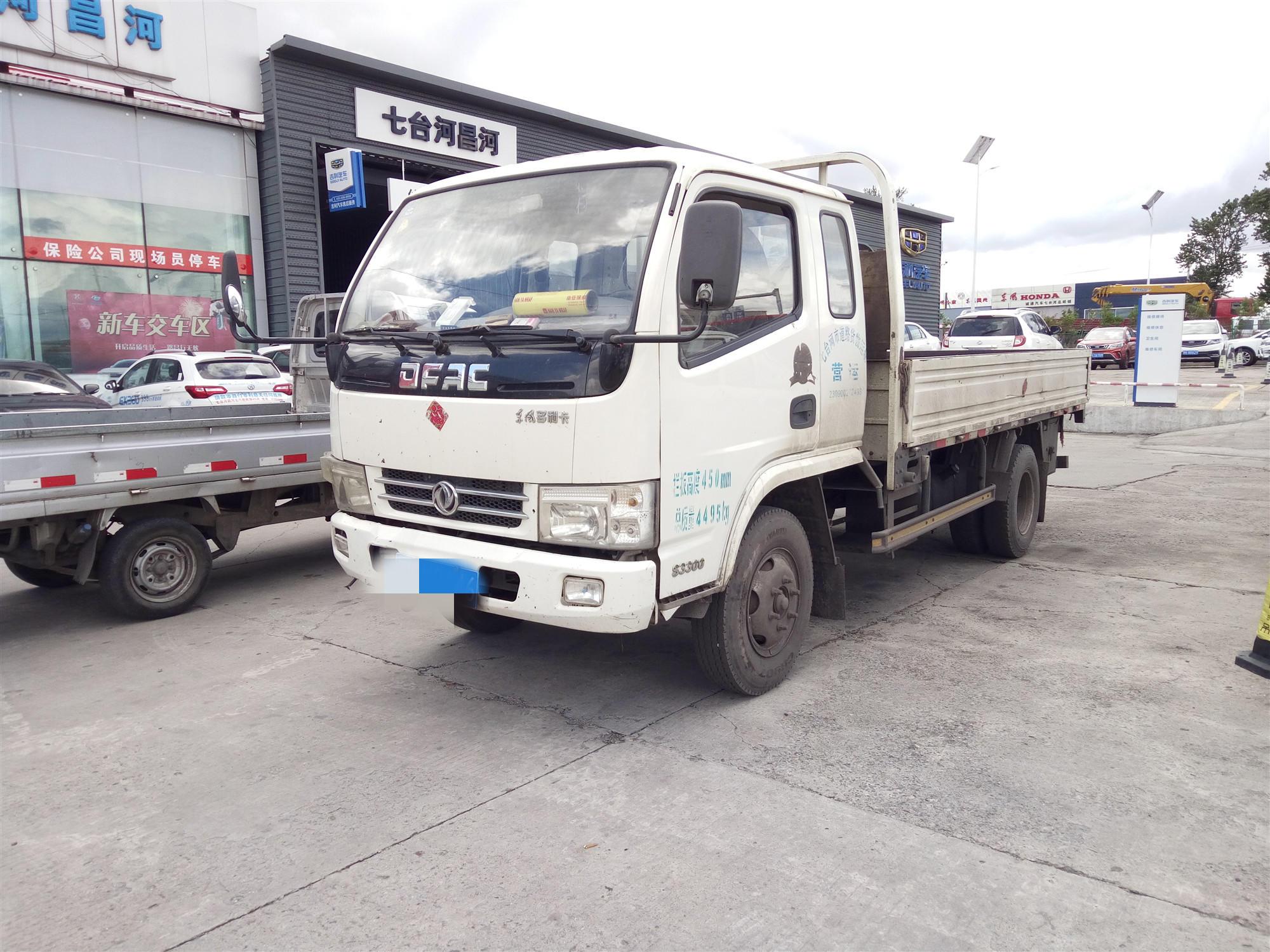 東風其他車系 載貨車  82匹 2016年02月 4x2